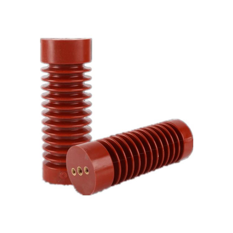 DOWE 24KV Indoor Insulator High Voltage Insulator Epoxy Resin Busbar Insulators For Cabinet