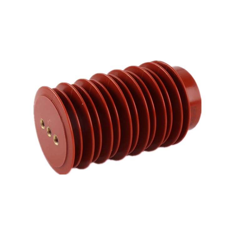 DOWE 24KV Indoor High Quality Epoxy Resin Busbar Support Post Insulator For Distribution Cabinet