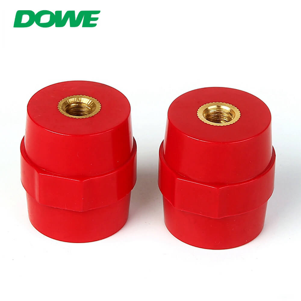 Thermoplastic Insulator China Factory SM35 Busbar Standoff Support Insulator For Electrical Earthing