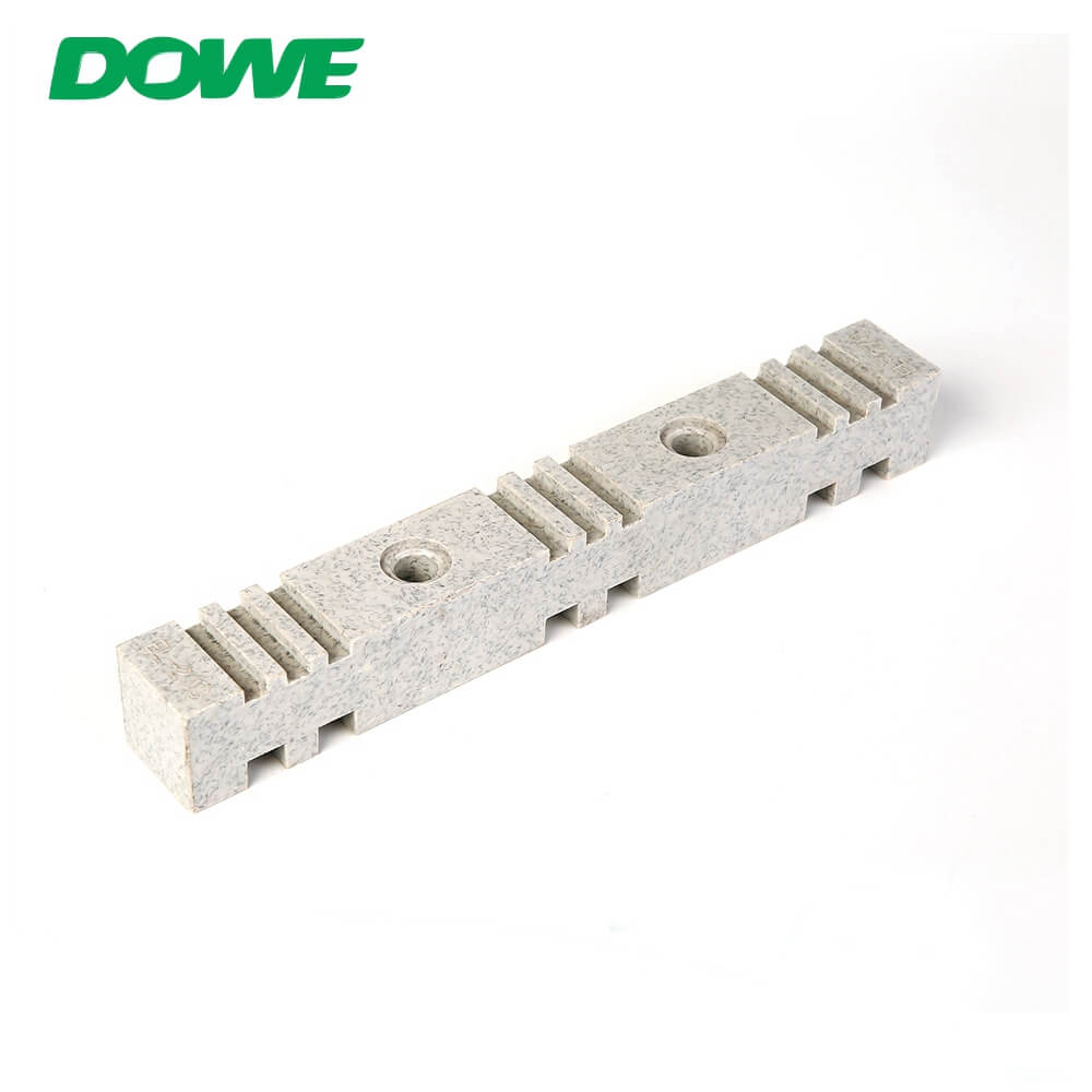 YUEQING DOWE Factory Price White DMC SMC EL-270 Busbar Support Insulation Clamp