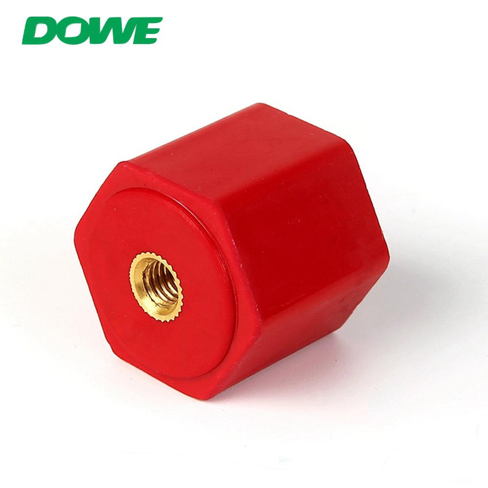 DOWE EN25 DMC BMC Electrical Material Car Bar Hex Busbar Insulator