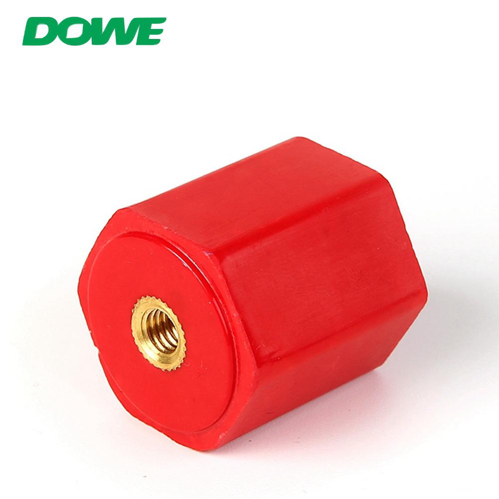 DOWE EN m8 Series Low Voltage Insulators BMC, SMC Electrical Bushing Post Standoff Isolator