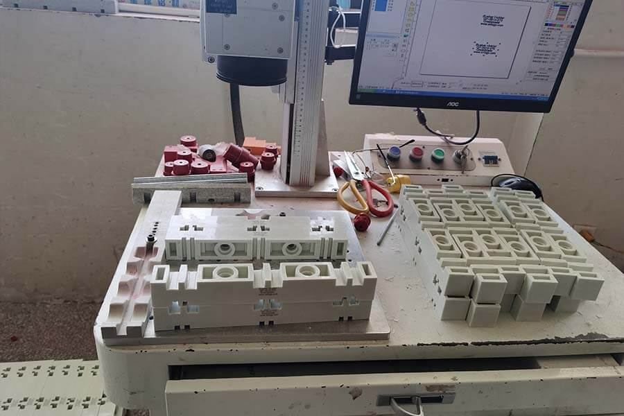Laser workshop
