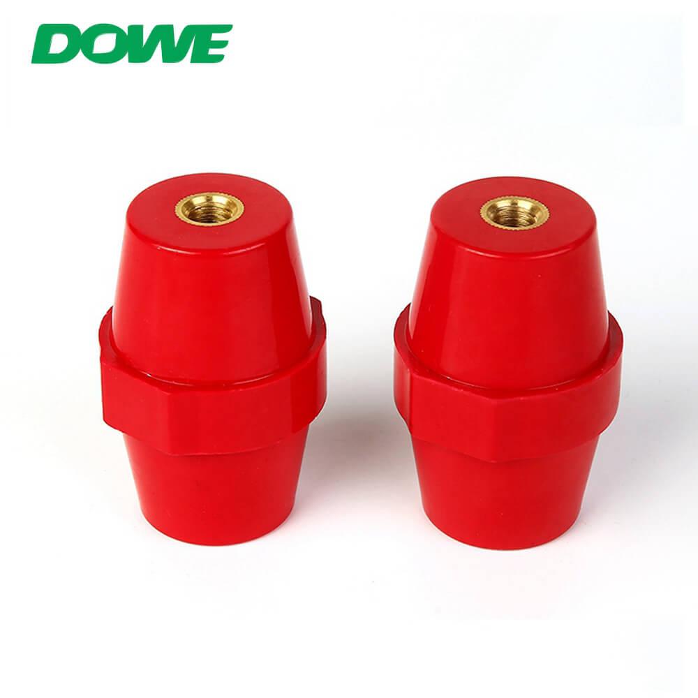 Low Voltage SM76 M10 Busbar Insulator For Cabinet