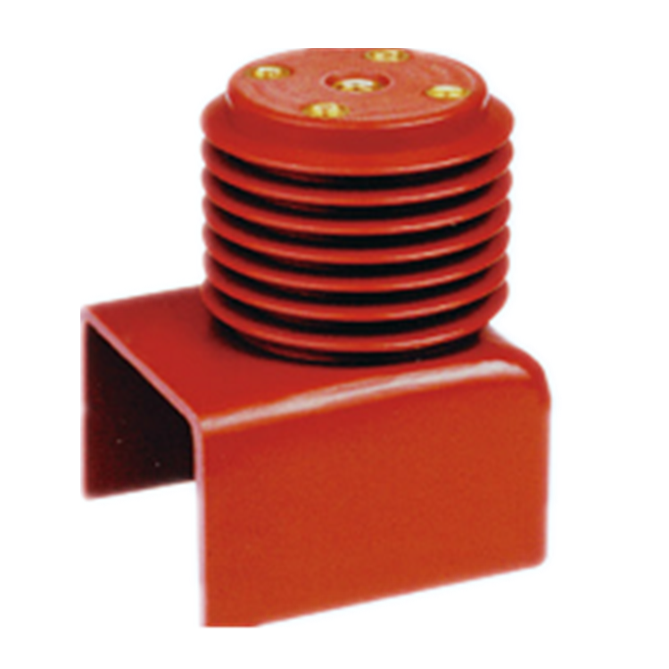 CG5-10Q / 100X140 2 Hole High Voltage Insulationg Divide Displaying New Sensor With Epoxy Resin Transducer For Switchgear